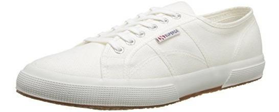 Zapato Para Hombre (talla 37.5 Col / 7us) Superga Unisex
