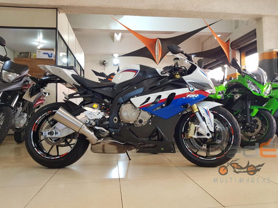 Bmw S 1000 Rr Branco 2011