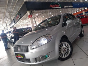 Fiat Linea 1.9 Absolute 2010 Top Couro