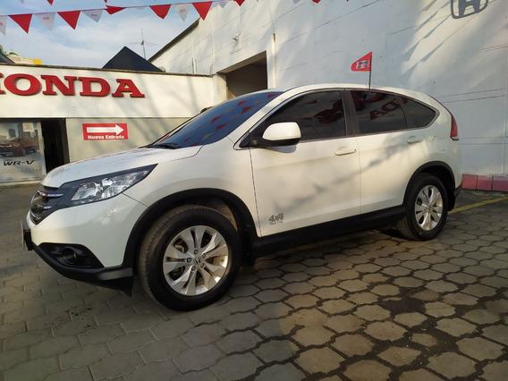 Honda Crv Exl 4x4 2014 Blanco