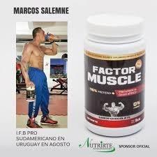 Factor Musculo Nutrirte