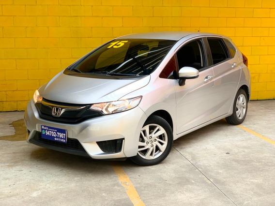 Honda Fit 1.5 Lx Automatico Metro Vila Prudente