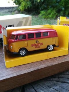 Miniatura Volkswagen Brinquedo Na Caixa De Coleção Raridade