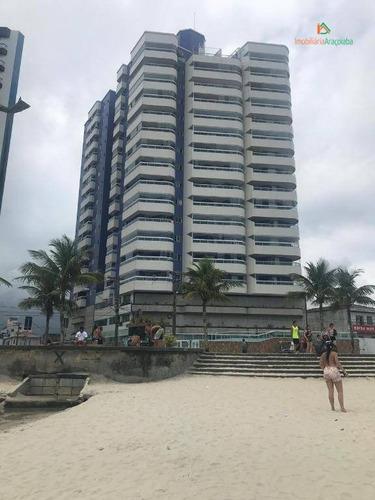 Apartamento Na Praia Grande - Ap0107