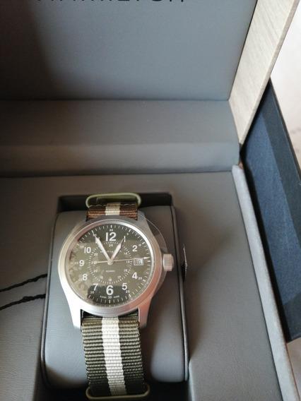 Reloj Hamilton Khaki Field Cuarzo