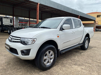 Mitsubishi L200 Triton 3.2 Gl 4x4 Cd 16v Turbo
