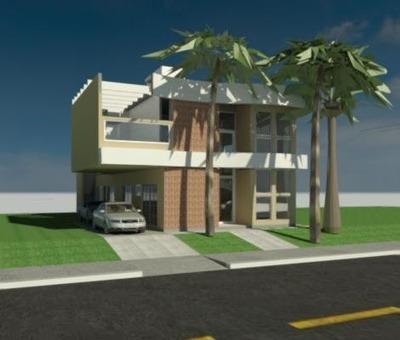 Projeto Arquitetônico Residencial Unifamiliar