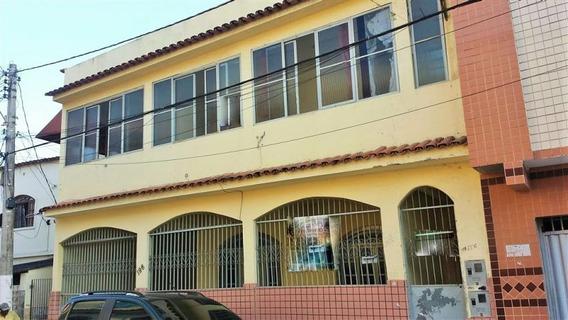 Oportunidade Para Investidor, Prédio Com Seis Apartamentos E Uma Casa 3qtos No Andar Térreo - Nva1226