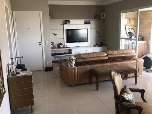 Imagem 1 de 30 de Apartamento Com 2 Dormitórios À Venda, 113 M² Por R$ 850.000,00 - Alphaville - Campinas/sp - Ap18972