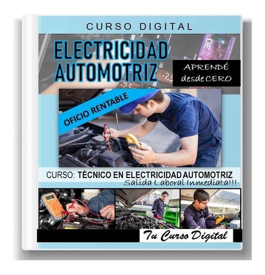 Curso Electricidad Automotriz, Del Automotor, Del Automovil