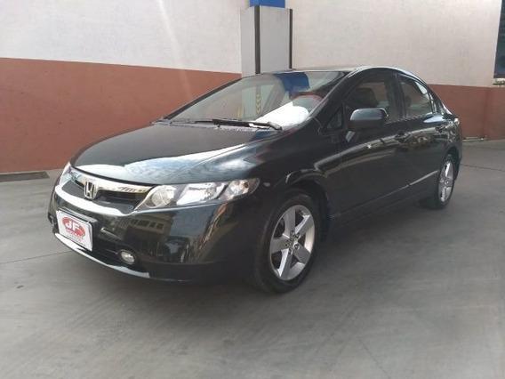 Honda Civic Lxs 1.8 16v Flex, Not3620
