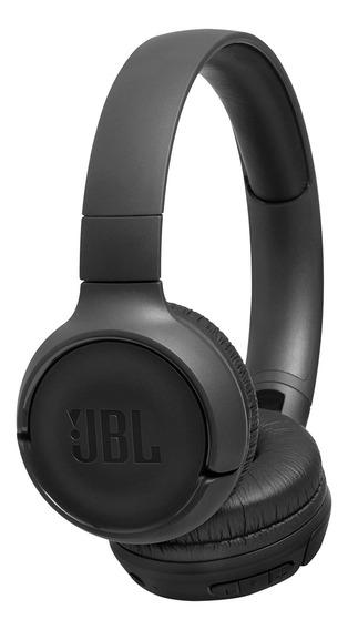 Headphone Jbl Tune Jblt500btblk Bluetooth Preto C/microfone