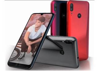 Motorola Moto E6 Plus 32gb 2gb Ram Sellado 1 Año Garantia