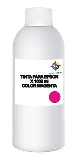Tinta Epson 1 Litro Alternativa Calidad Fotográfica Recargas