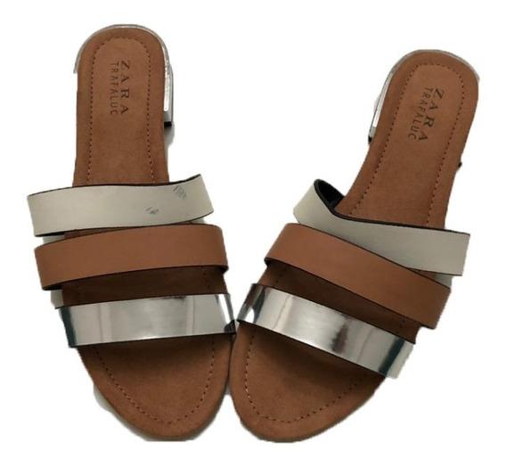 Sandalias De Mujer Zara Importadas