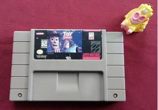Toy Story Super Nintendo Snes Garantizado :)