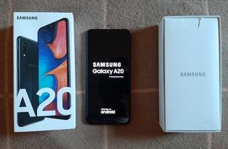 Celular Samsung Galaxy A20