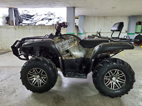 Yamaha Grizzly Yfm 700 4x4
