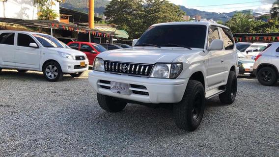 Toyota Prado Gx 2.700 Mt