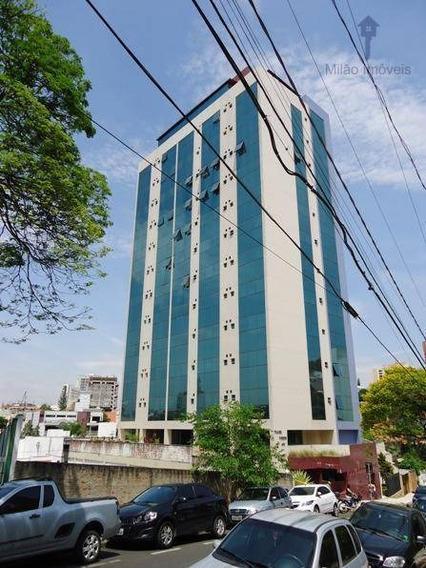 Sala Comercial Para Venda Edifício Trade Tower - Sorocaba - 90 M2 - Sa0046