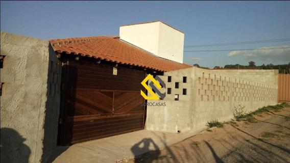 Chácara Com 2 Dormitórios À Venda, 300 M² Por R$ 250.000 - Capoavinha - Votorantim/sp - Ch0028