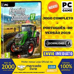 Farming Simulator 2017 - Pc - Português - Envio Imediato
