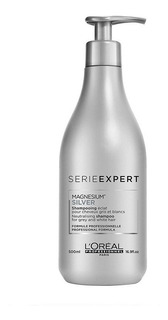 Shampoo Silver Magnesium Loreal Professionnel 500ml