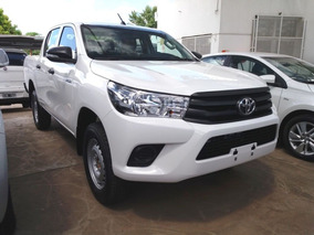 Toyota Hilux Dc-dx-4x2 Pack Electric
