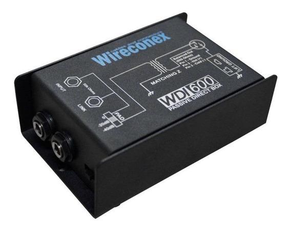 Direct Box Passivo Wireconex Wdi-600 Pronta Entrega Promoção