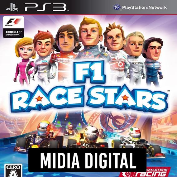Ps3 - F1 Race Stars