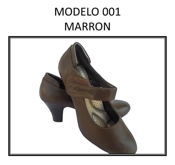 Zapatos Dama Mujer Cuero Marca Pavitas