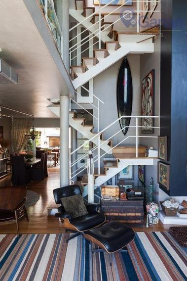 Casa Com 4 Dormitórios À Venda, 353 M² Por R$ 3.380.000 - Real Parque - São Paulo/sp - Ca0322