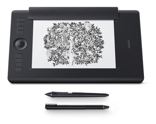 Wacom Intuos Pro Mediana Paper Edition Tableta Grafica