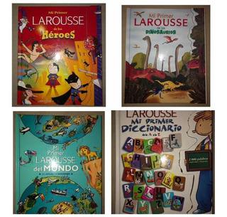Libros Larousse Para Niños Usados En Perfecto Estado