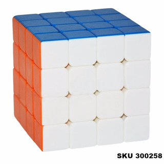 1 Cubo Rubik Mfg Windcloud 4x4x4 Stickerless Speed Cube W03