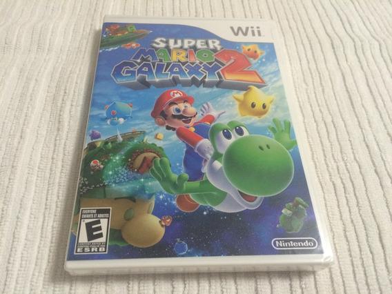 Super Mario Galaxy 2 - Lacrado De Fabrica