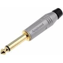 Plug Amphenol Stereo Dourado Acps-gn