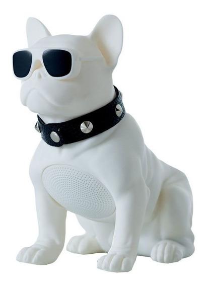 Caixa De Som Bulldog Francês Cachorro Portatil Bluetooth M12