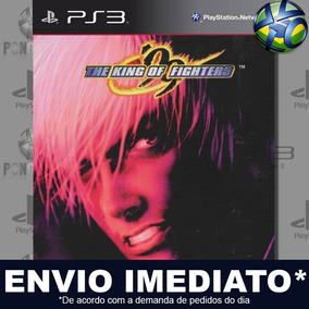 Jogo The King Of Fighters 99 | Psn Ps3 - Envio Imediato