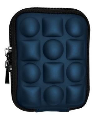 Bolsa Case Para Câmera Digital Proteção Com Zíper Multiuso