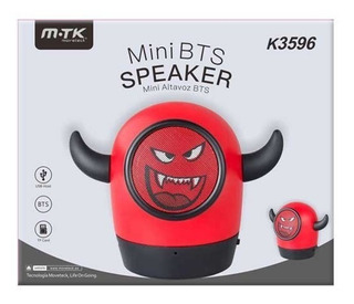 Parlante Monster Mtk K3596 Niños Kids Chicos