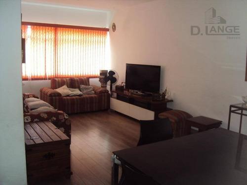 Imagem 1 de 15 de Apartamento Com 2 Dormitórios, 105 M² - Venda Por R$ 450.000,00 Ou Aluguel Por R$ 1.500,00/mês - Centro - Campinas/sp - Ap14657