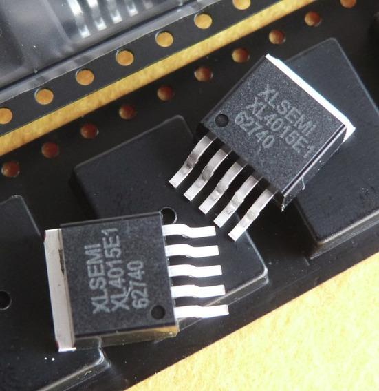 Duas Peças Regulador De Tensao Xl4015 - R5
