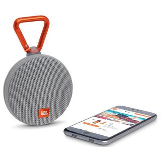 Parlante Jbl Clip2 Gris Bluetooth By Harman Oferta Portatil