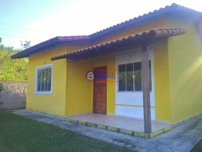 Casa Em Condomínio-à Venda-itapeba-maricá - Macn20064