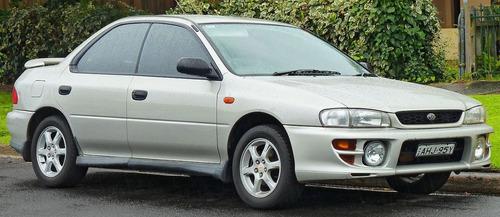 Manual De Taller Subaru Impreza (1992-2000) Ingles