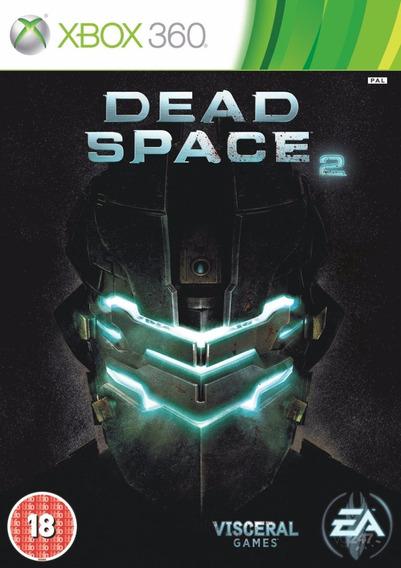 Dead Space 2 Xbox 360 Origi Lacrado Mídia Física Região Free