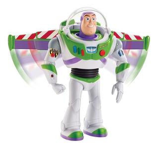 Buzz Toy Story Movimientos Reales Mattel 5 Pulgadas