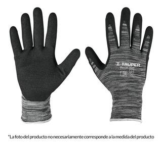 Guantes De Poliamida Recubiertos De Nitrilo Truper Tru17065