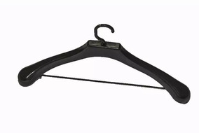 10 Un Cabides Giratório De Plastico Para Ternos Vestidos Etc